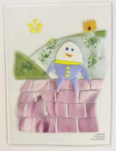 150911-3 8x6 Humpty Dumpty (F) pink wall